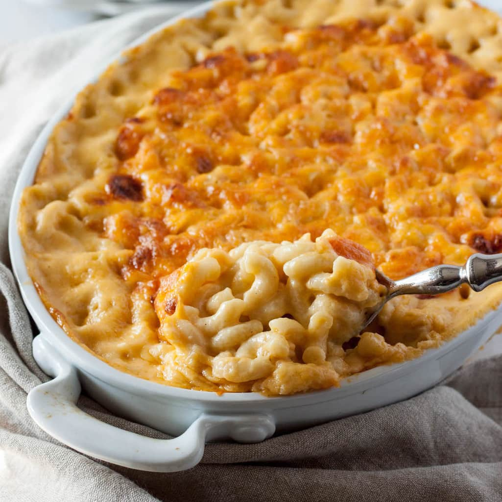 Perfect Southern Baked Macaroni and Cheese