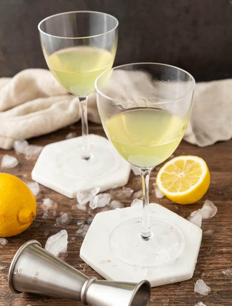 authentic limoncello recipe