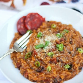 Featured Chorizo Risotto