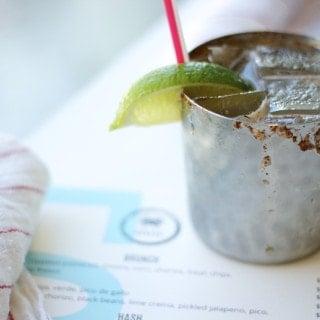 Basico Menu and Drink