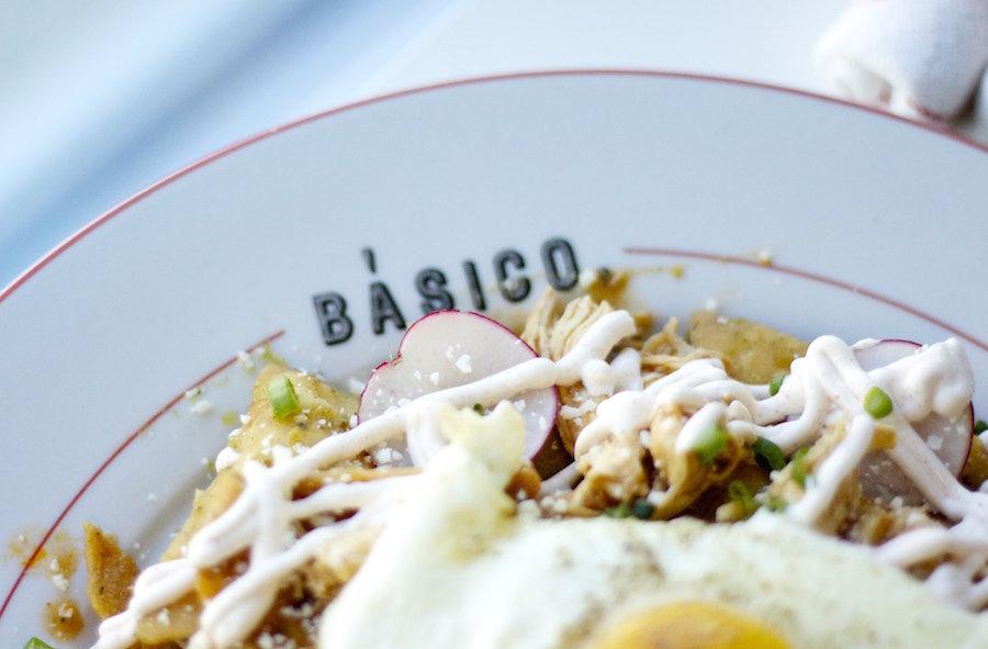 Basico Plate