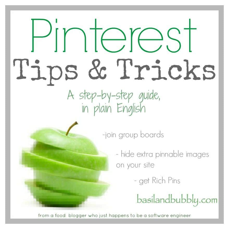 How to Pinterest for your Blog