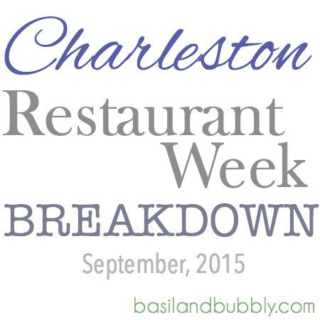 Restaurant Week Breakdown, September 2015