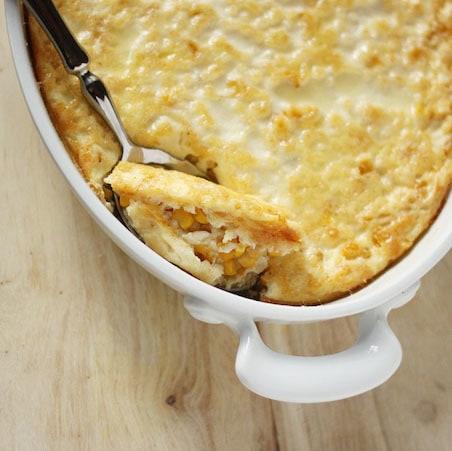 Corn Pudding ( Southern Corn Casserole )