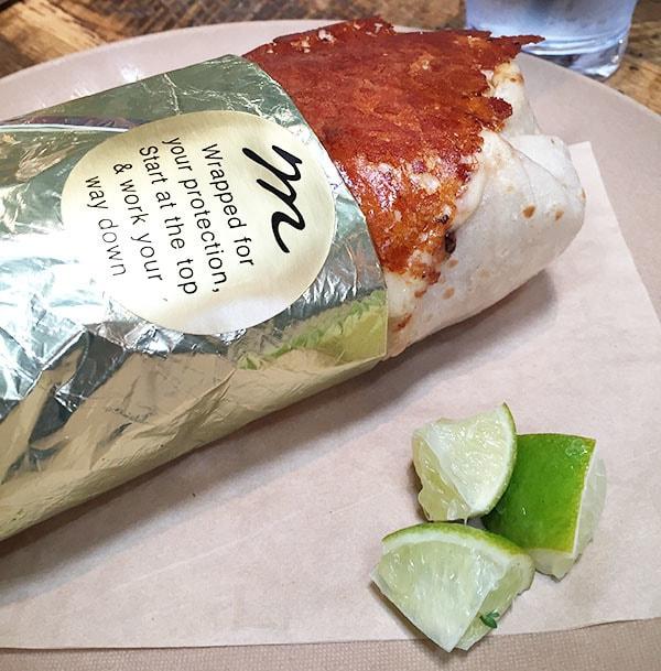 Minero Burrito