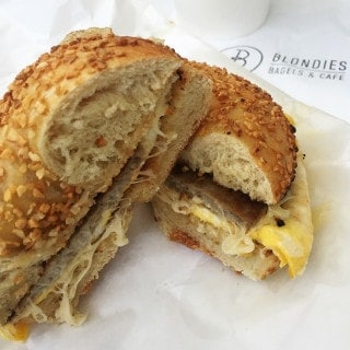 Blondie's Bagel