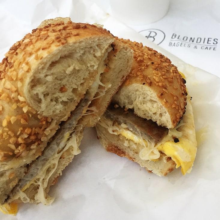 Blondie's Bagels & Cafe