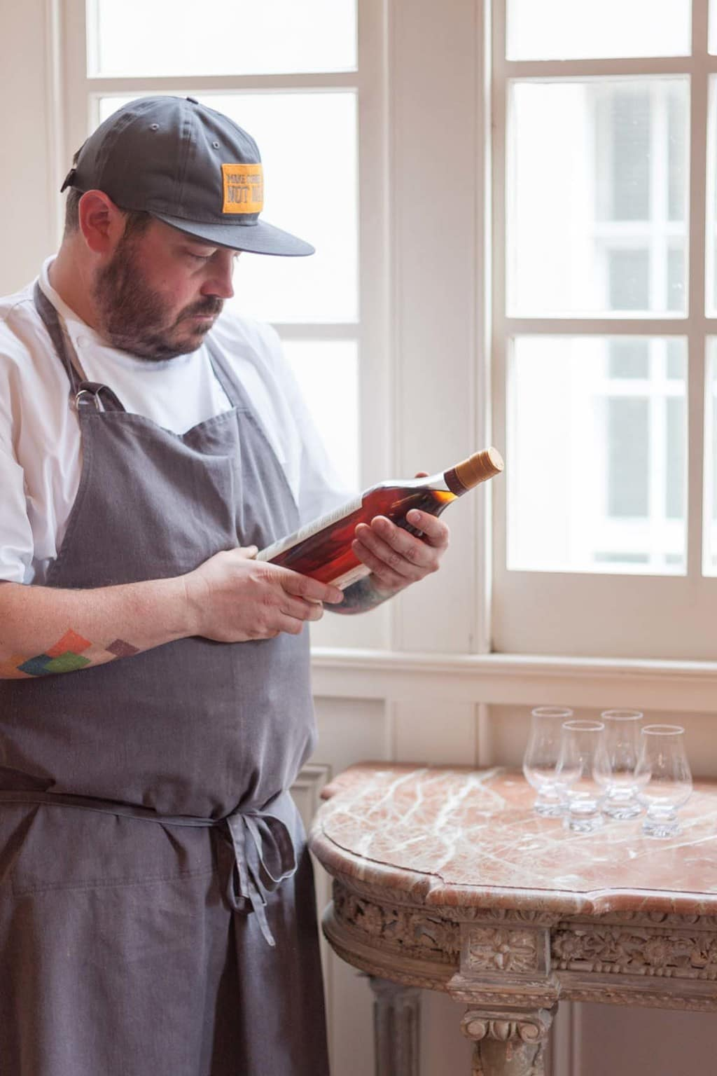 Moveable Feast Sean Brock
