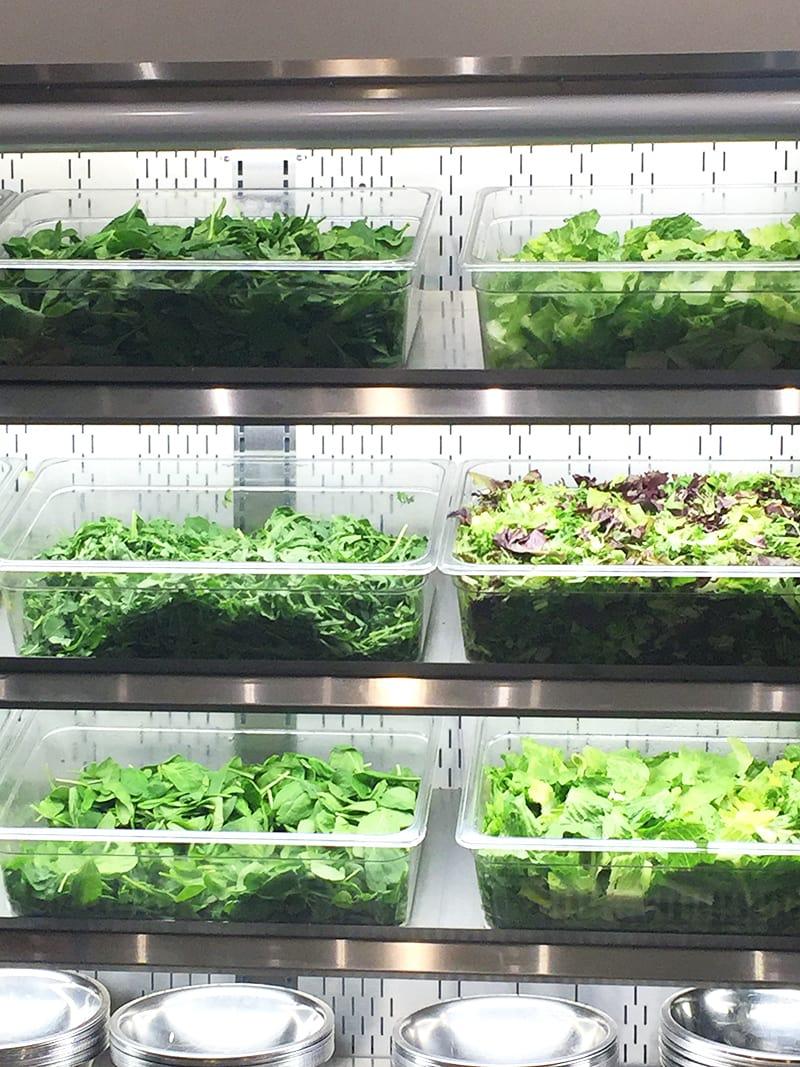 Verde Salads Charleston, SC