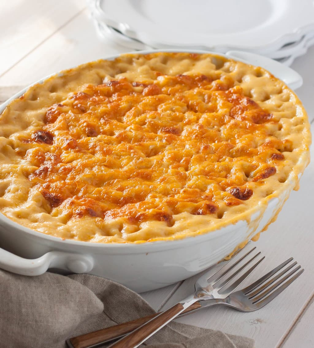 Southern Baked Macaroni and Cheese