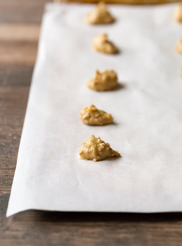 benne seeds in cookie dough