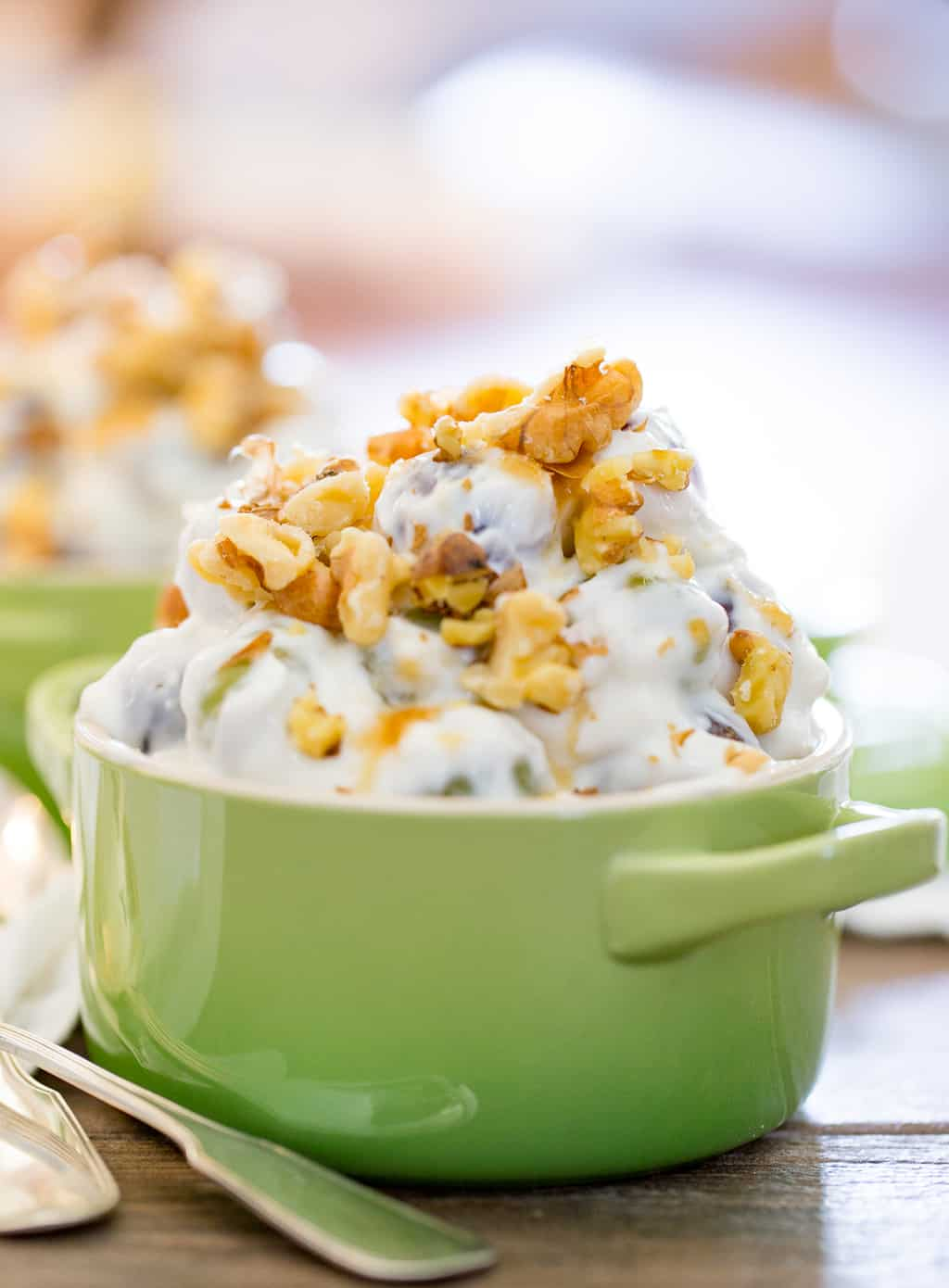 grape salad recipe from the side