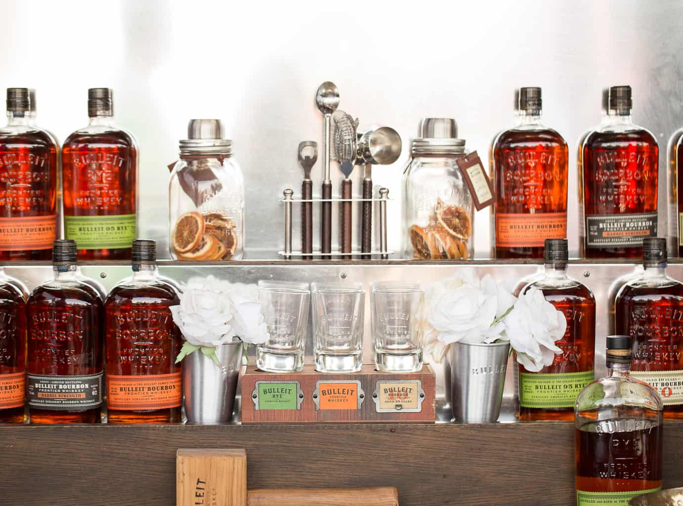 Bulleit at Atlanta Food and Wine Festival