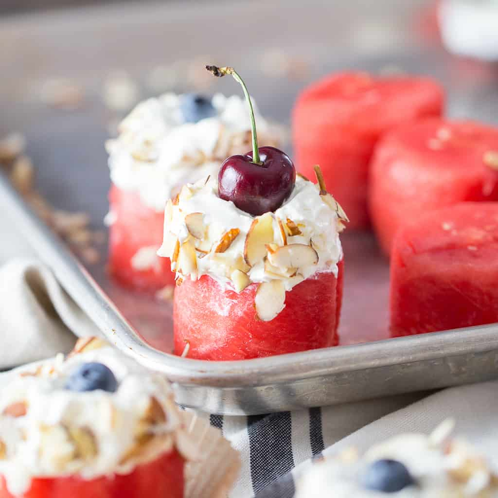 Watermelon Cake Toppings