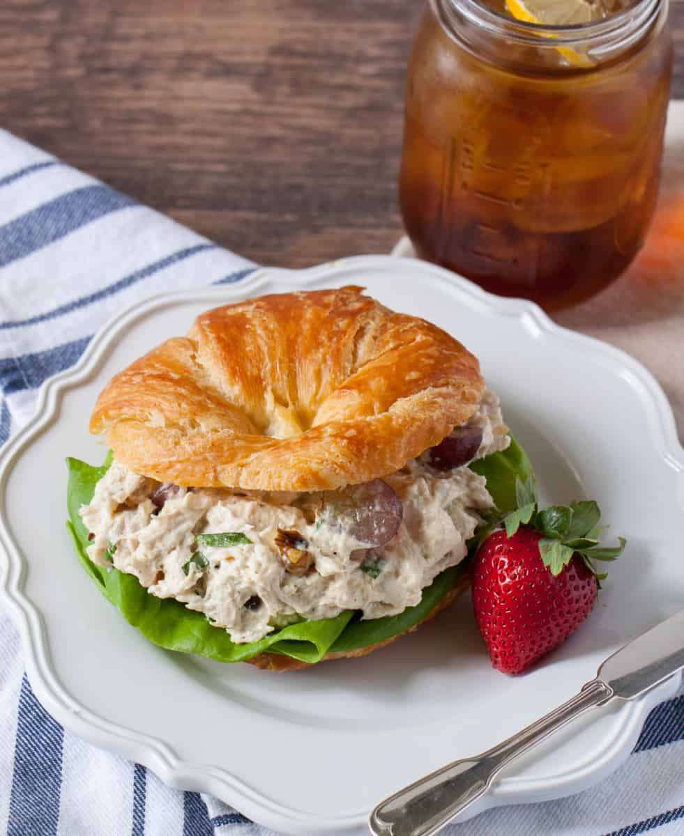 Chicken Salad with no celery