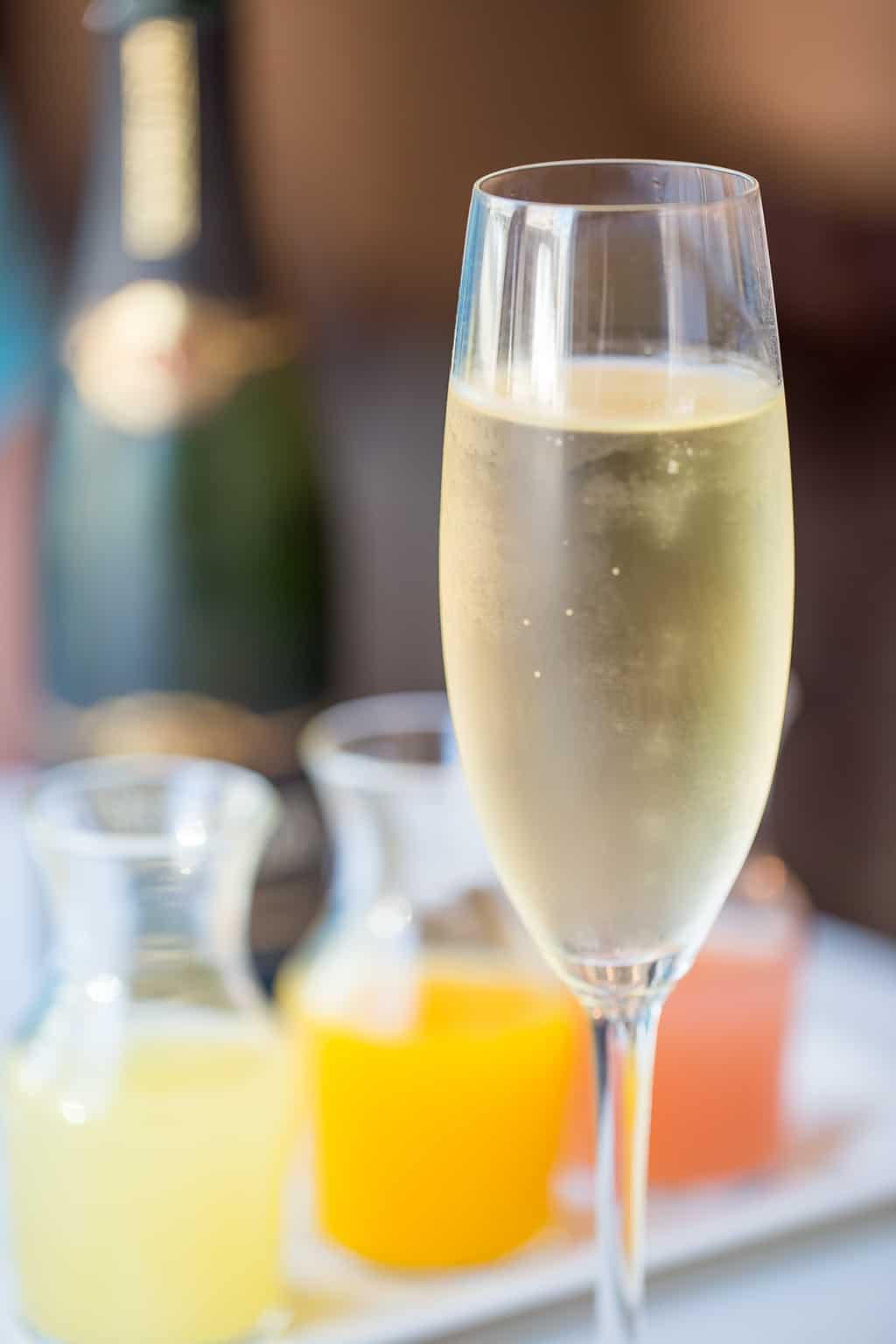 Felix Charleston Brunch Champagne