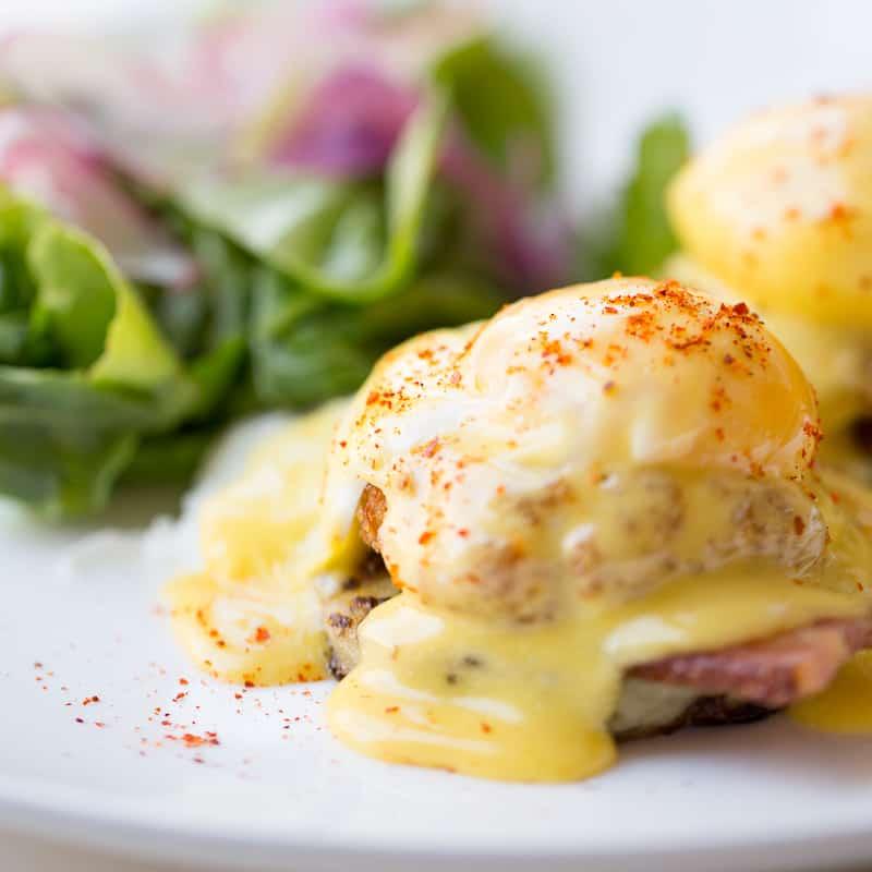Felix Charleston Brunch Eggs Benedict