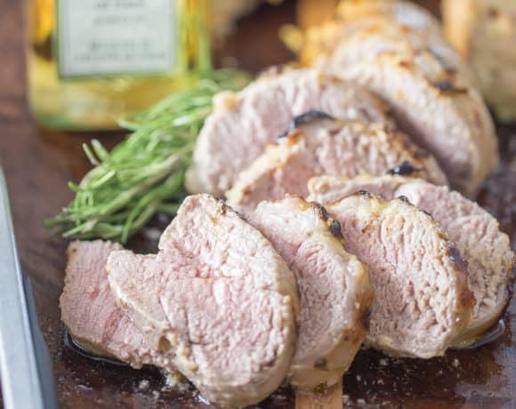 Pork Tenderloin Mariande