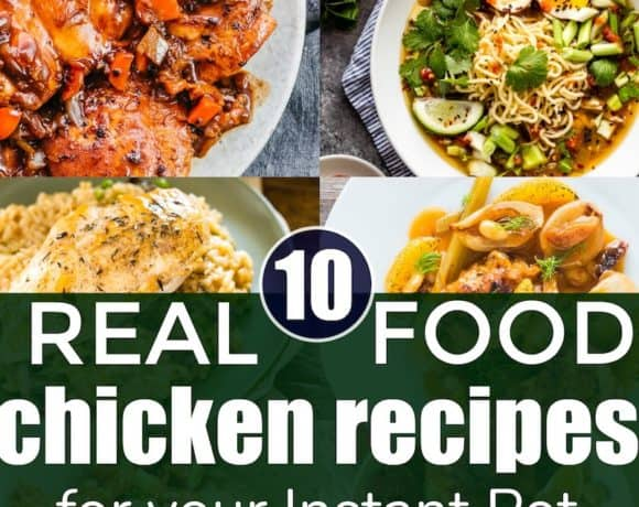 Instant Pot Chicken Dinners
