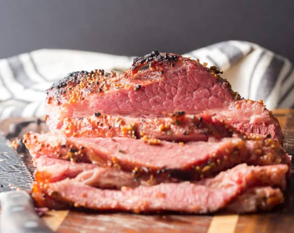 Baked Corned Beef in the Oven