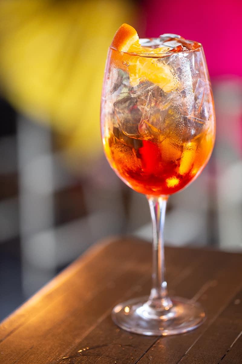 Prohibition Aperol Spritz