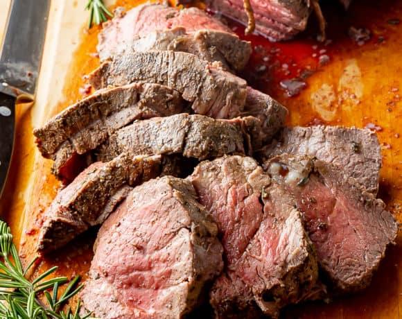 The Best Beef Tenderloin Recipe