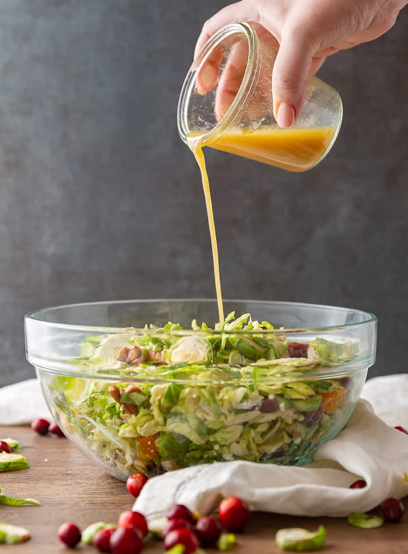 Brussel Sprout Salad Dressing