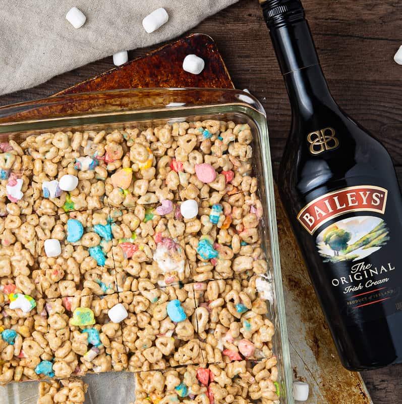 alcoholic marshmallow treats