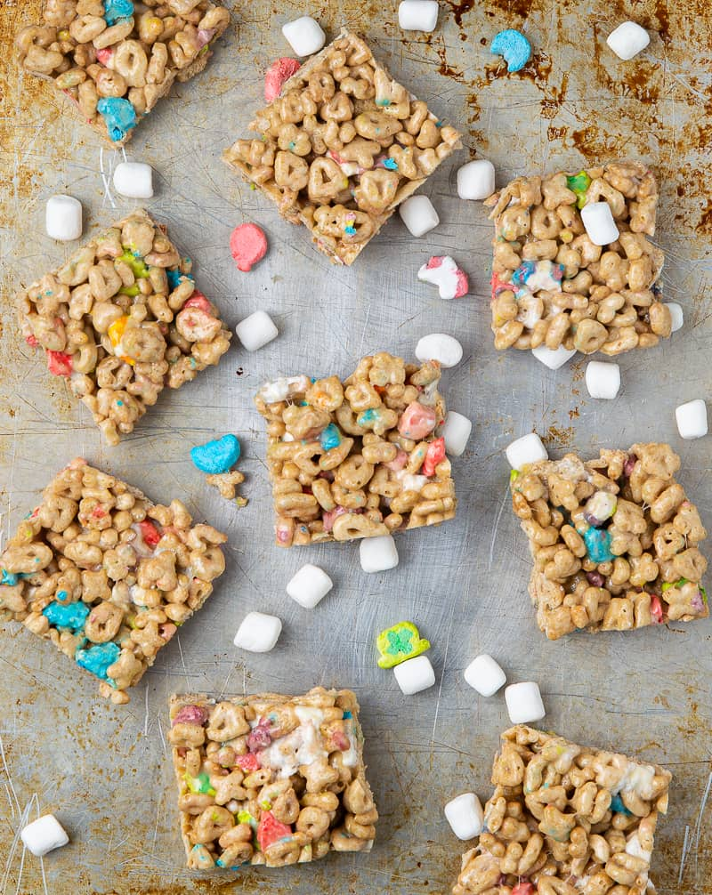 alcoholic rice krispie treats
