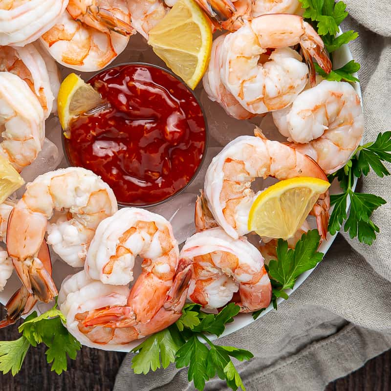 The Ultimate Guide To Shrimp Cocktail Basil And Bubbly