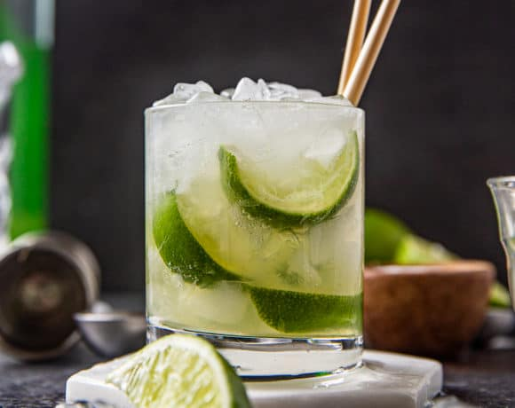 caipiriha cocktail