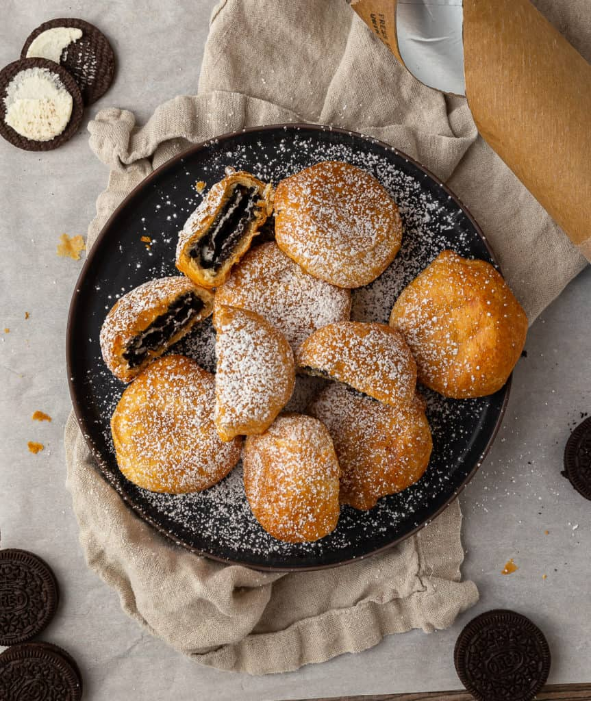 air fried oreos