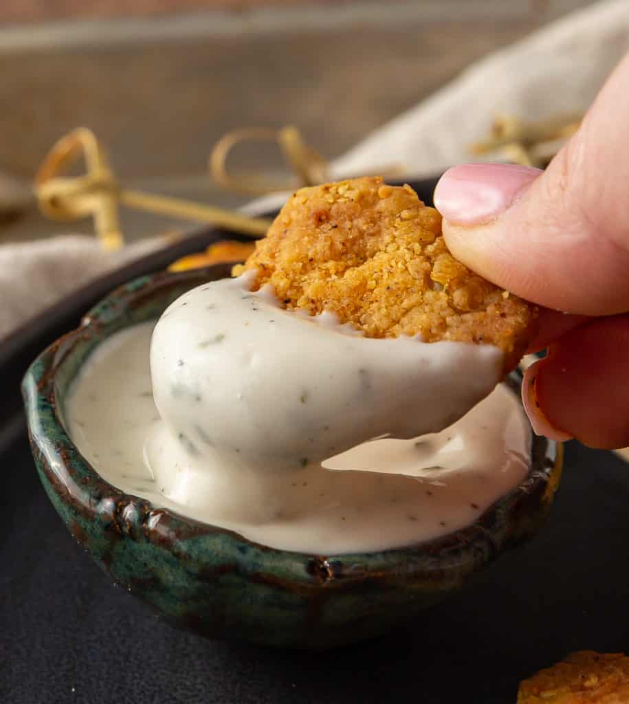 dip for air fried pickles