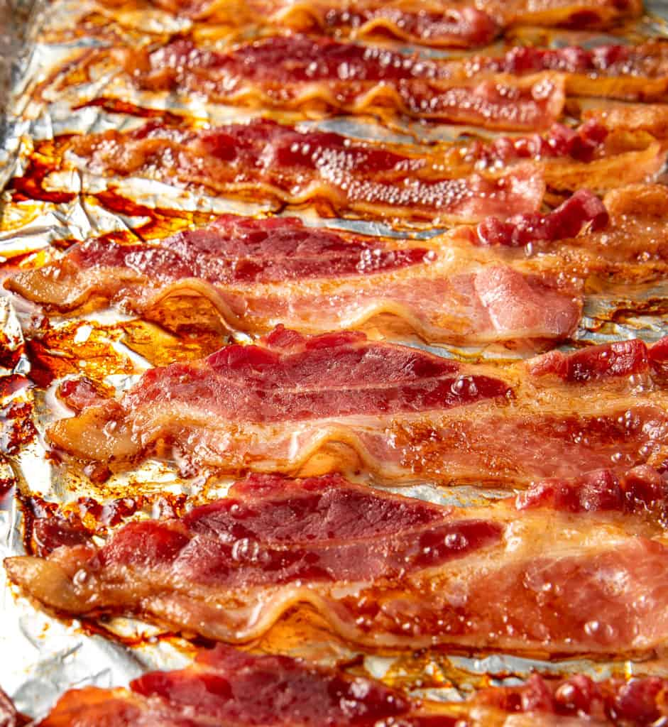 how to cook bacon in the oven without making a mess