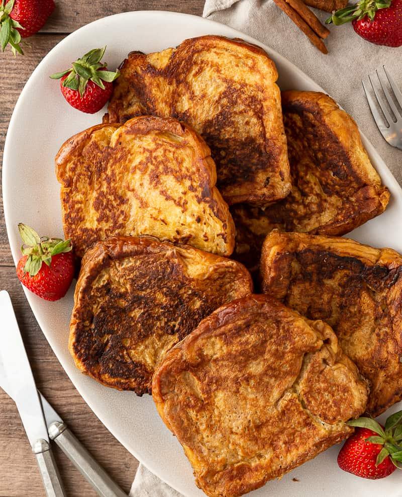 brioche bread for french toast